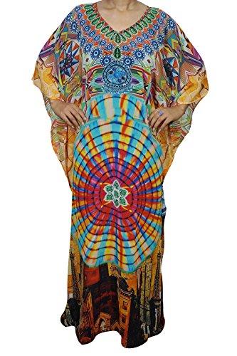 Boho Chic Designs - Copricostume - Kimono -  donna Multi-3