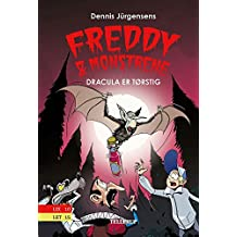 Freddy & monstrene #3: Dracula er tørstig (Danish Edition)