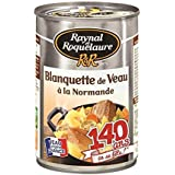 Raynal et Roquelaure blanquette de veau à la normande 400g (Prix Par Unité) Envoi Rapide Et Soignée