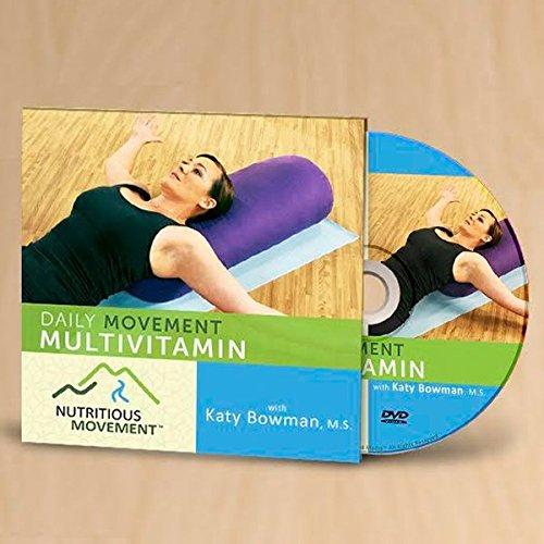 Preisvergleich Produktbild Daily Movement Multivitamin with Katy Bowman,  M.S.