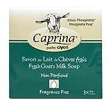 Fresh Goat's Milk Tender Soap Super Pack...