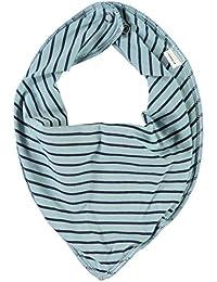 NAME IT - Pañuelo para el cuello - para bebé niño azul azul