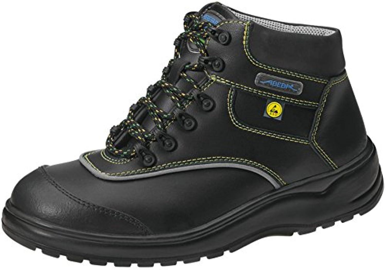 Abeba botas negras ESD Light S3 ATEX diseño