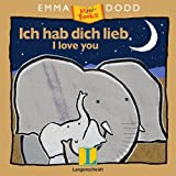 Ich hab dich lieb - I love you: Mini-Books (Emma Dodd)