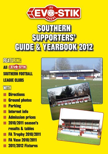 The Evo-Stick Southern Football League Supporters' Guide & Yearbook 2012 (Supporters' Guides)