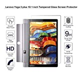 Lenovo Yoga 3 Plus 10.1 inch Screen Protector - Fiimi Tempered Glass Screen Protector for Lenovo Yoga 3 Plus 10.1 inch,9 H Hardness, 0.3mm Thickness,Made From Real Glass
