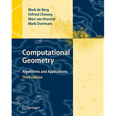 Computational Geometry : Algorithms and Applications
