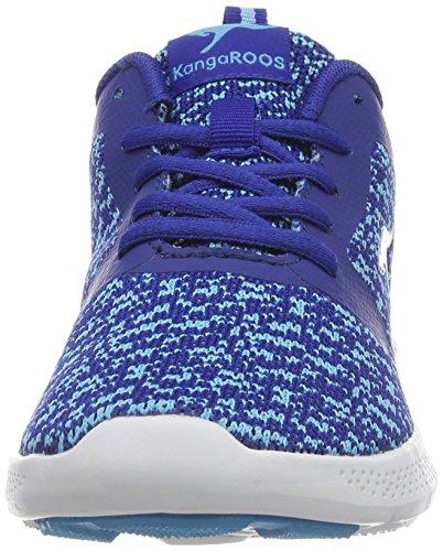 KangaROOS K-v Ii, chaussons d'intérieur femme Blau (Electric Blue/Blue Radiance)