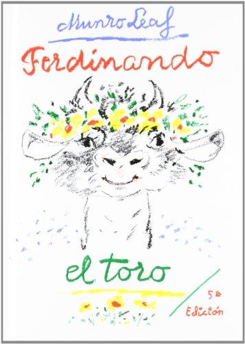 Ferdinando el Toro por Munro Leaf