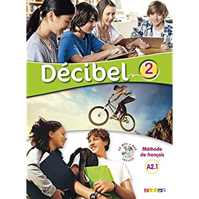 Decibel 2 Niv A2 1 Livre Cd Mp3 Dvd Pdf Epub