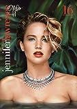 Jennifer Lawrence 2016 Calendar