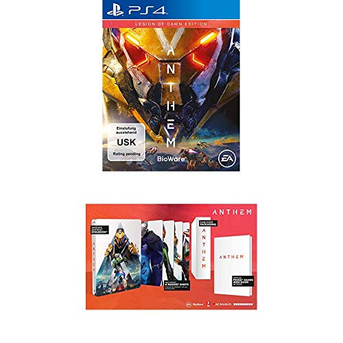 Anthem - Legion of Dawn Edition inkl. Prima Games Pack - [PlayStation 4]