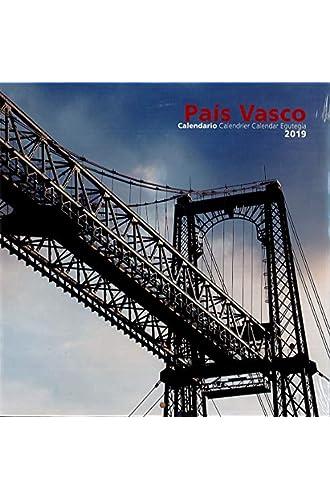 Calendario Pais Vasco 2019 pared