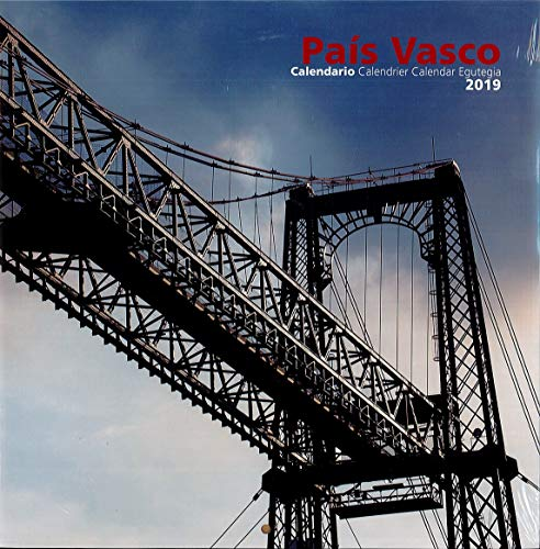 Calendario Pais Vasco 2019 pared