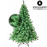 Künstlicher Weihnachtsbaum Tannenbaum Christbaum grün Excellent Trees Stavanger Green 150 cm