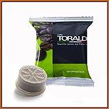 100 capsule Toraldo compatibili Espresso Point Miscela Aromatica
