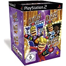 BUZZ! Triple Pack [Software Pyramide]