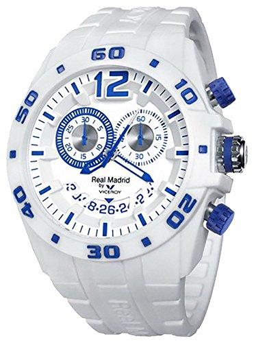 Reloj Viceroy Real Madrid 432853-00 Hombre Blanco
