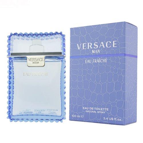 Versace Man Eau Fraîche Eau De Toilette 100 ml (man) -