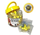 Sound Blocker Ear Plugs - Best for Sleep...