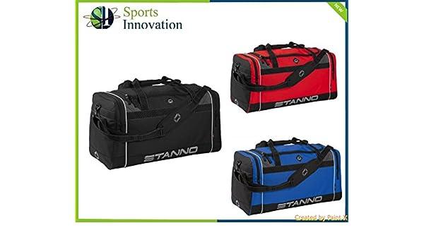 Stanno Lerida Excellence Sports Kit Bag (Black)  Amazon.co.uk ... 606873756f2c0