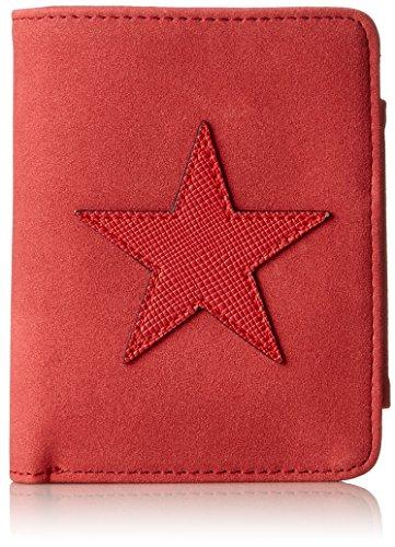 s.Oliver (Bags) Damen 39.802.93.4900 Geldbörse, Orange (Rusty Red), 1x12,5x10 cm (Orange Damen-geldbörse)