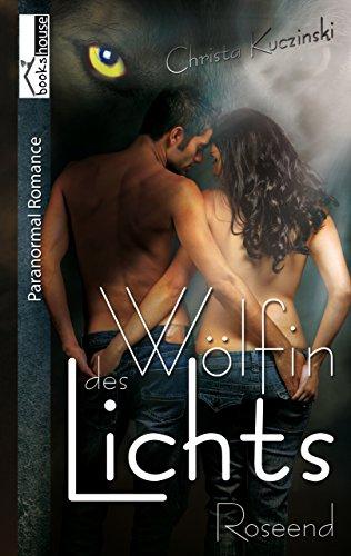 Buchseite und Rezensionen zu 'Wölfin des Lichts' von Christa Kuczinski