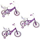 12 zoll kinderfahrrad princess sofia m dchen 3 4 5 6 jahren spielzeug. Black Bedroom Furniture Sets. Home Design Ideas