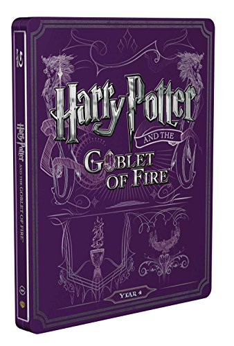 Harry Potter E Il Calice Di Fuoco (Ltd Steelbook) [Italia] [Blu-ray] 515vwoSeATL