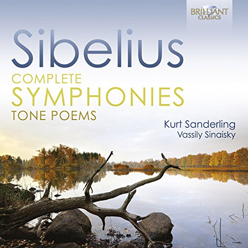 Sibelius: Complete Symphonies and Tone Poems