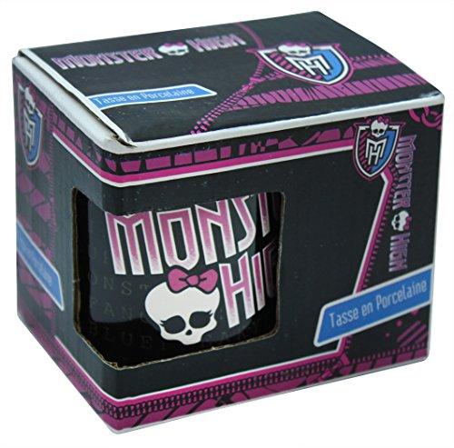 enzierte Monster High Tasse/Keramikbecher jeweils 200 ml ()