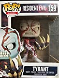 Funko - Figurine Resident Evil -Tyrant Oversized Exclu Pop 15cm - 0889698122108