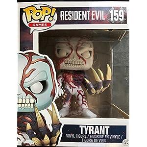Funko Pop Tyrant – 15cm (Resident Evil 159) Funko Pop Resident Evil