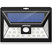 Luci Solari Mpow Lampada Wireless ad Energia
