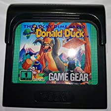 Donald Duck - The Lucky dime caper - Game gear - PAL
