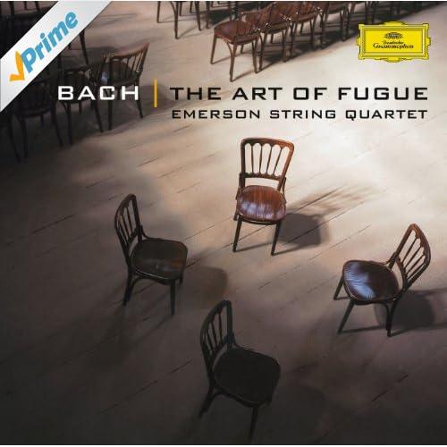 J.S. Bach: The Art Of Fugue, BWV 1080 - Version For String Quartet - Contrapunctus 13a