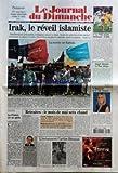 JOURNAL DU DIMANCHE (LE) [No 2938] du 20/04/2003 - PNEUMONIE - 170E MORT HIER TRAQUE...