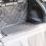 WYN123 Housse de siège pour Chien imperméable à l'eau pour Chien Coussin de siège de Voiture pour Chien Coussin de Protection de Voiture arrière en Coton épaissi
