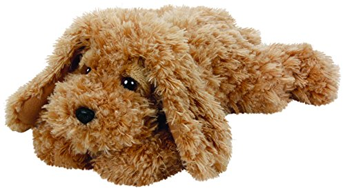 TY Classic Plush 20078 Baylee Dog, 33 cm, Brown