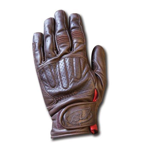 Preisvergleich Produktbild Roland Sands Barfly-Handschuh, Braun M braun