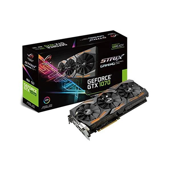 Asus-GeForce-GTX-1070-Strix-8G-Gaming-Grafikkarte-Aktiv-NVIDIA-Geforce-GTX-1070-SDRAM-PCI-Express-30-7380-X-4320-Pixel