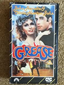 Grease [VHS] [UK Import]