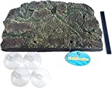 #5: Generic Chicos Floating Fibre Turtle Island | Perfect as Turtle Bask | Rest Platform | Imported Quality | Dimension L :28, W :17.5, H :3.8