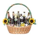 Geschenkkorb 'Bierpräsentkorb'