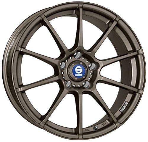 sparco-assetto-gara-matt-bronze-75-x-18-et42-4-x-100-hub-bohrung-633-legierung-felgen