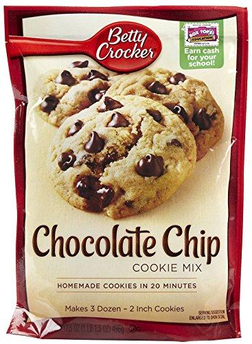 Betty Crocker Chocolate Chip Cookie - Essen Die Sie Cookie-teig, Können