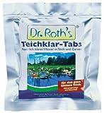Söll 10084 Dr. Roth's TeichKlar-Tabs - Baut organische Stoffe ab