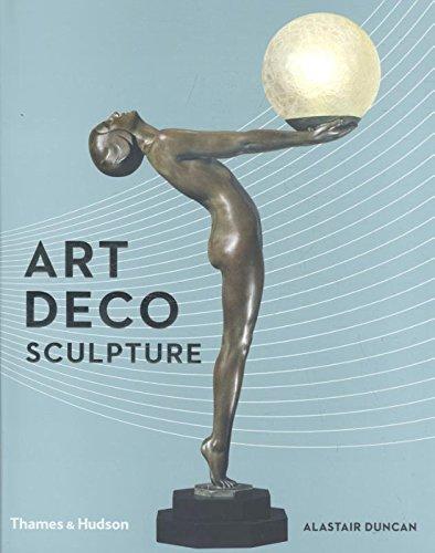Art Deco Sculpture por Alastair  Duncan