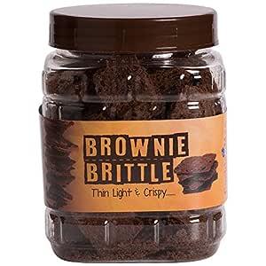 CookieMan Brownie Brittle - 200 GMS Pack