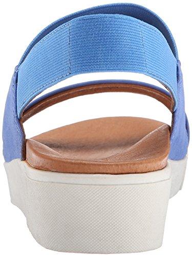 Gentle Souls Lansbury Cuir Sandale Bright Blue